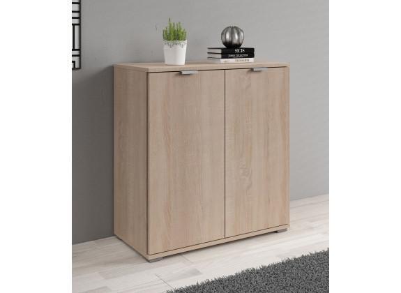 Dressoir Adita 1 - Licht eiken - 71 cm