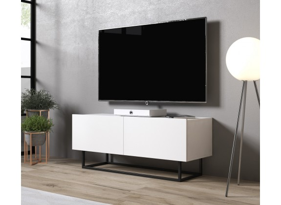 TV-Meubel Eos - Wit - 120 cm