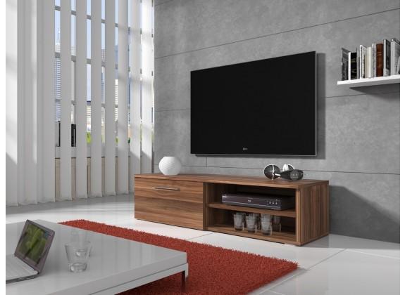 TV-meubel Bash - Eiken - 120 cm - ACTIE