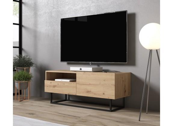 TV-Meubel Eos 2 - Eiken - 120 cm
