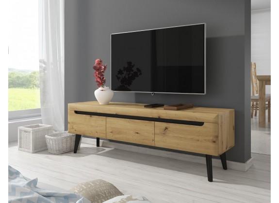 TV-Meubel Nebraska - Eiken - 160 cm