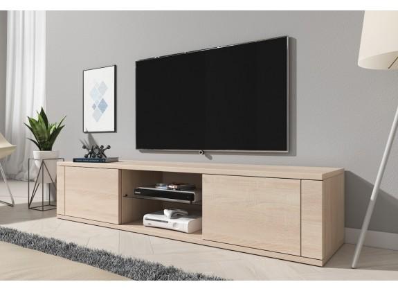 TV-Meubel Henna - Licht eiken - 140 cm