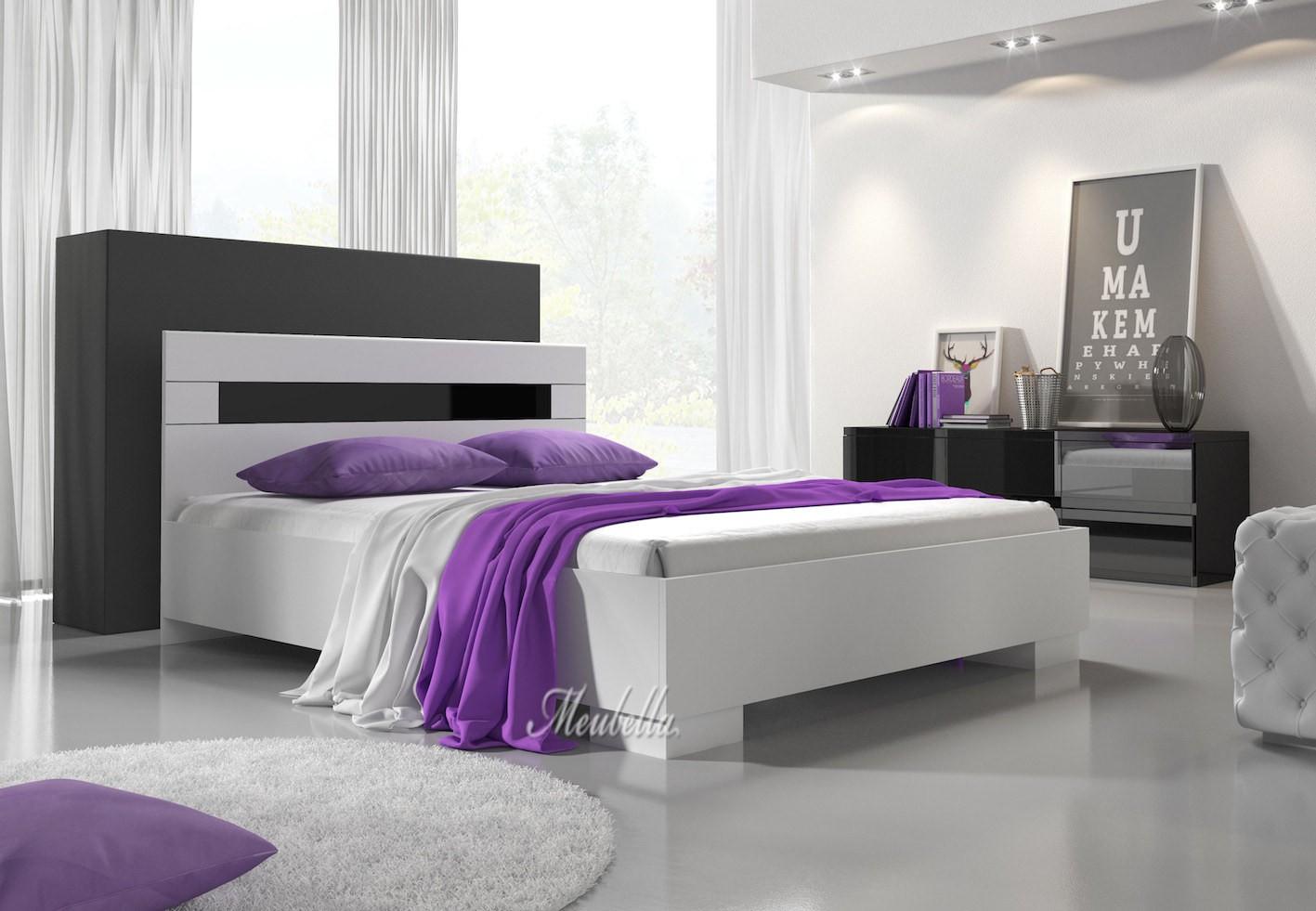 Hoofdbord bed hout cheap bedhoofd steigerhout with hoofdbord bed