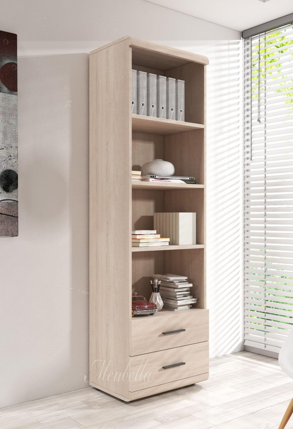 amazing boekenkast luis licht eiken with boekenkast hangend