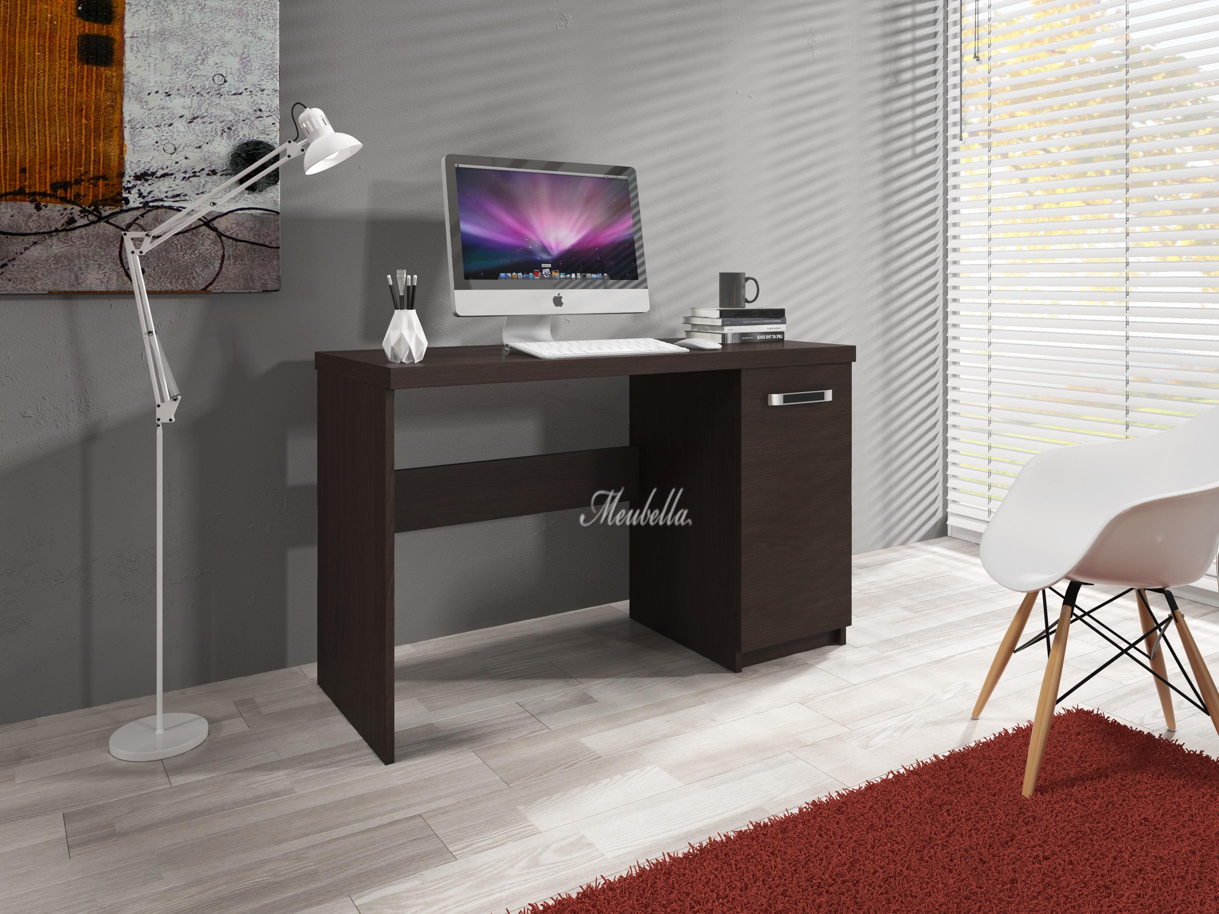 bureau decor wenge meubella. Black Bedroom Furniture Sets. Home Design Ideas