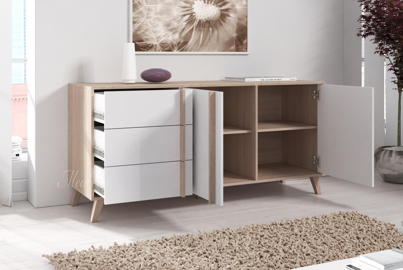 Licht Eiken Dressoir : Woonkamer licht eiken salontafel furniture interior interior