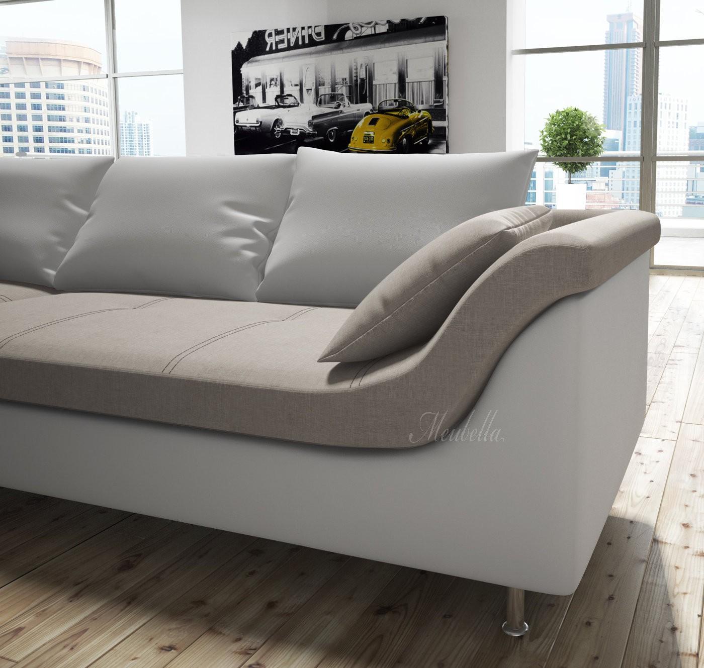 hoekbank beige leer weihnachten 2017. Black Bedroom Furniture Sets. Home Design Ideas