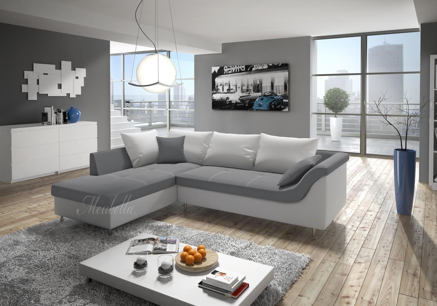 Woonkamer Wit Grijs: Moderne woonkamer inspiratie wit grijs ...
