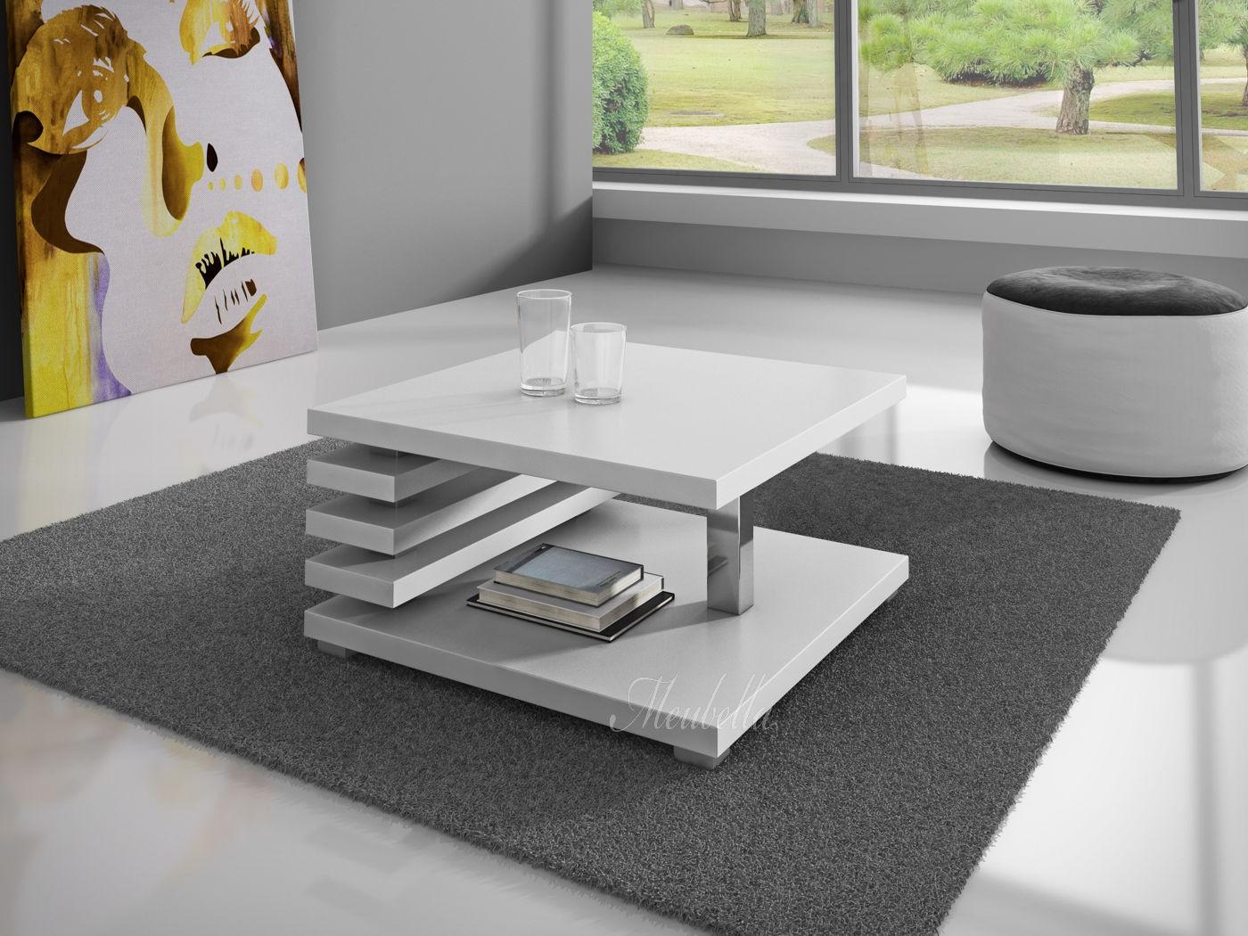 Salontafel koya wit salontafels overig woonkamer meubella - Wat op een salontafel ...