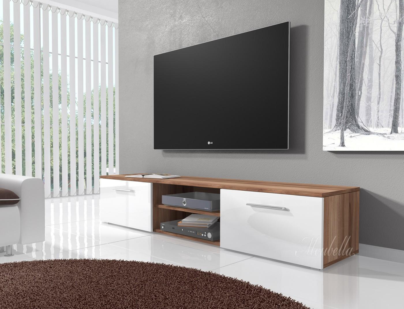 Tv Meubel Verbergen  De evolutie van standaard tv kast  Televisiekasten