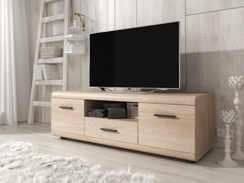 TV-Meubel Luis - Licht Eiken - 140 cm | Meubella