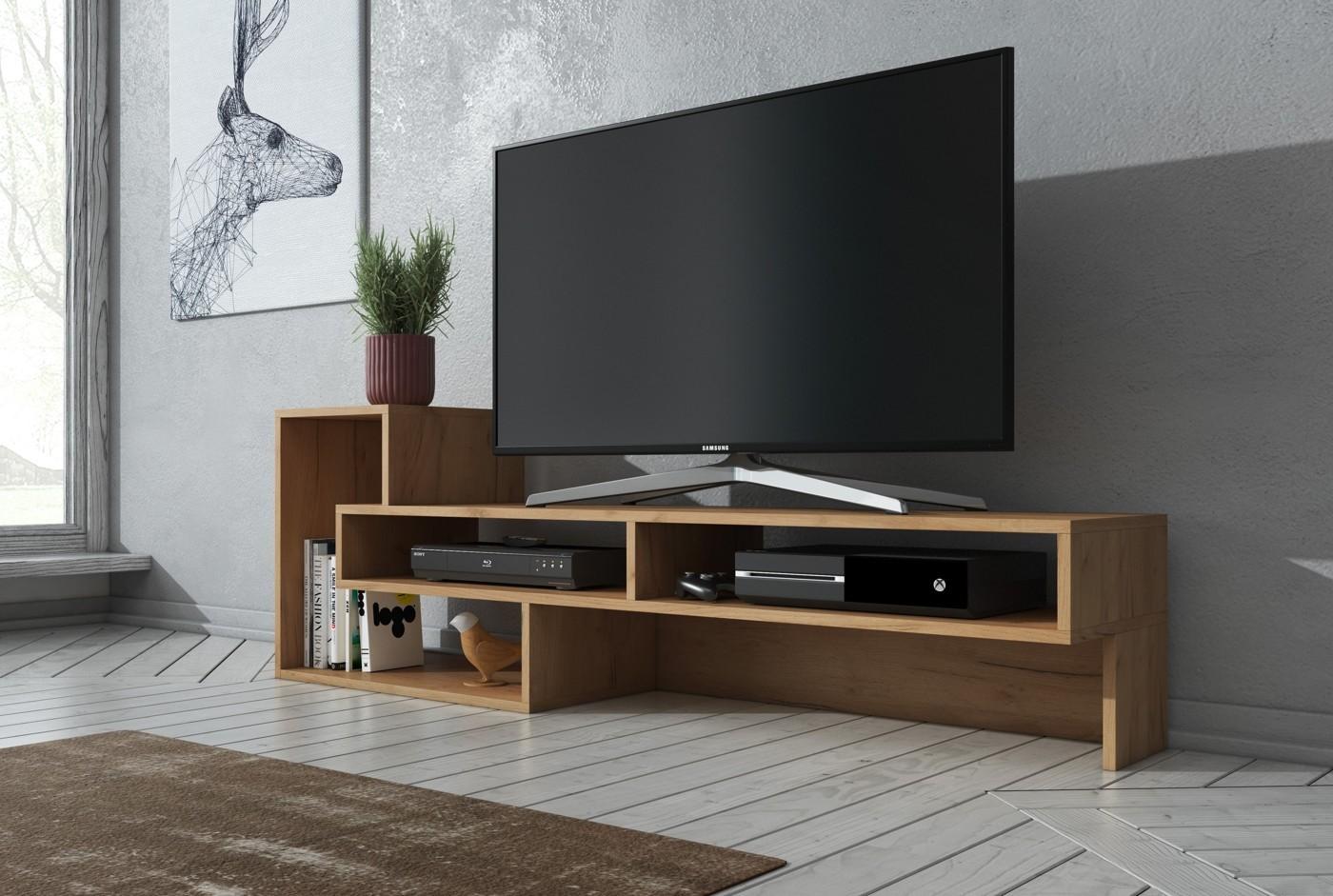 Tv Meubel Olive Eiken
