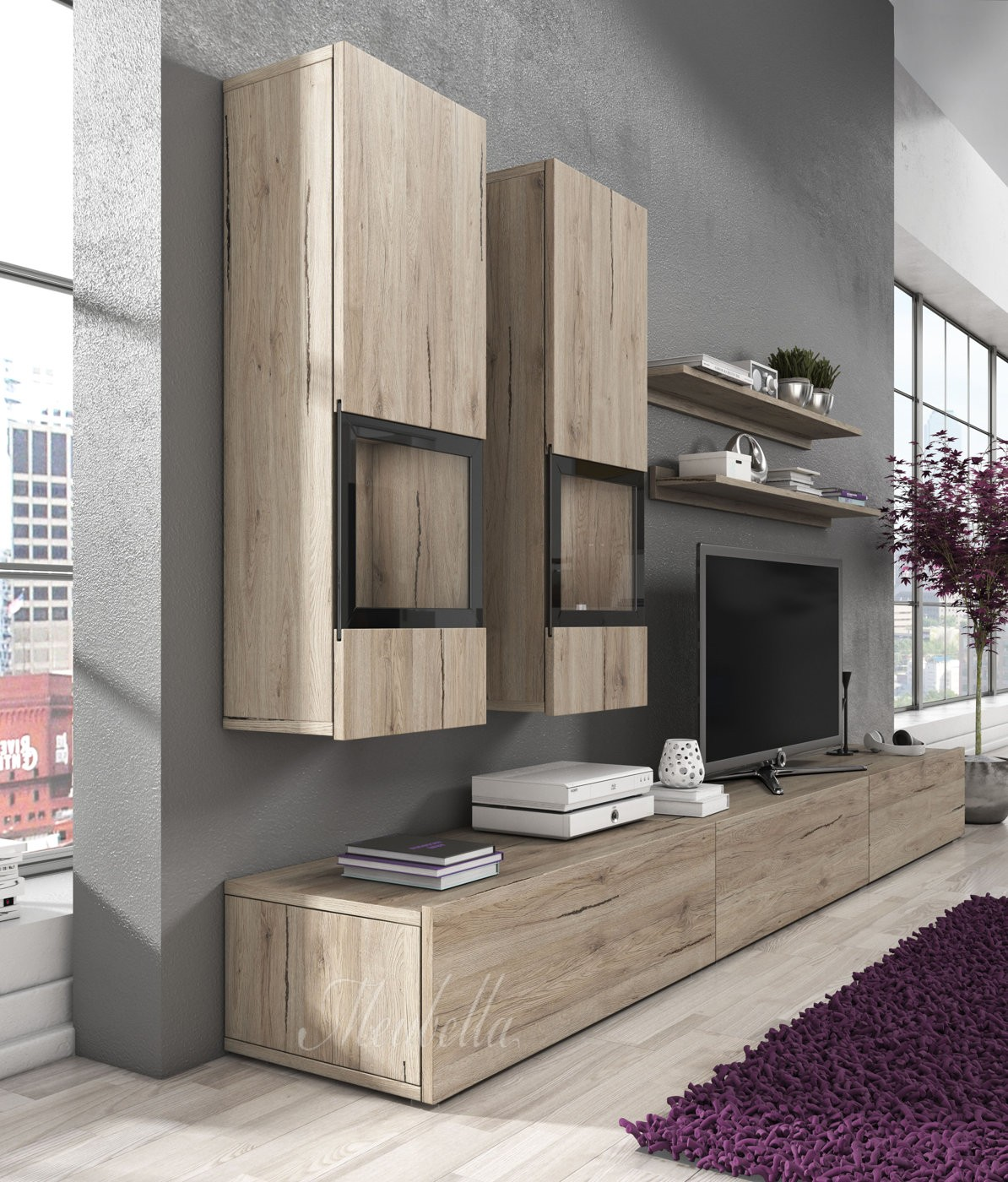 Woonkamer wandmeubels woonkamer wandmeubels beste for Harmsen interieur