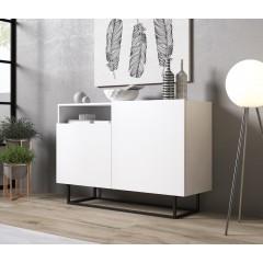 Dressoir Eos - Wit - 120 cm - ACTIE