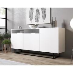 Dressoir Eos - Wit - 180 cm - ACTIE