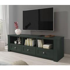 TV-Meubel Parello - Groen - 160 cm
