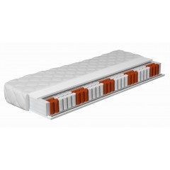Matras Thorn - Pocketvering 7 zones - 180x200 cm