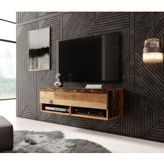 TV-Meubel Asino - Old wood - 100 cm