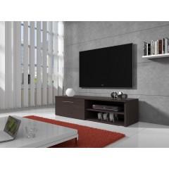 TV-meubel Bash - Wenge - 120 cm - ACTIE