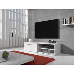 TV-meubel Bash - Wit - Mat - 120 cm