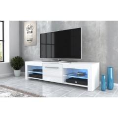 TV-Meubel Fandy - Wit - 160 cm