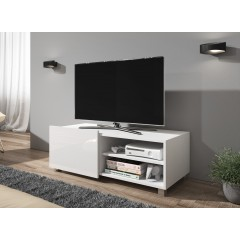 TV-Meubel Galia - Wit - 100 cm