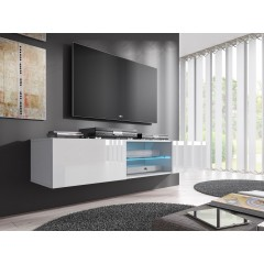 TV-Meubel Glow 2 - Wit