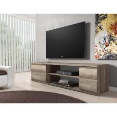 TV-Meubel Misty - Eiken - 165 cm