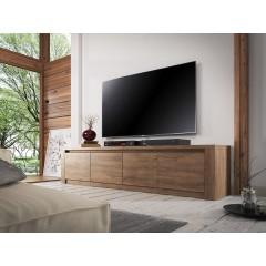 TV-Meubel Monaco - Eiken - 4 deuren - 170 cm