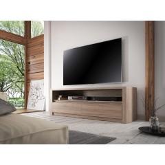 TV-Meubel Monaco - Truffel eiken - 130 cm