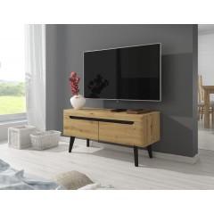 TV-Meubel Nebraska - Eiken - 107 cm