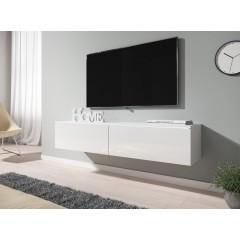 TV-Meubel Dixon - Wit - 140 cm