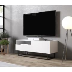 TV-Meubel Eos 2 - Wit - 120 cm