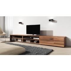 TV-Meubel Sandro - Eiken - 255 cm - ACTIE