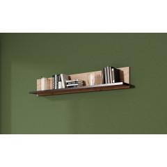Wandplank Lapis - Eiken - 137,5 cm