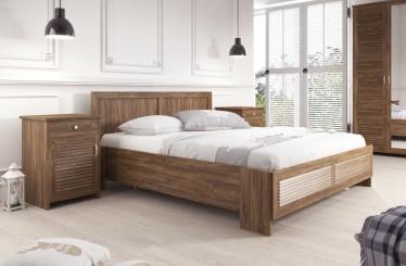 Bed Oase - Eiken - 160x200 cm