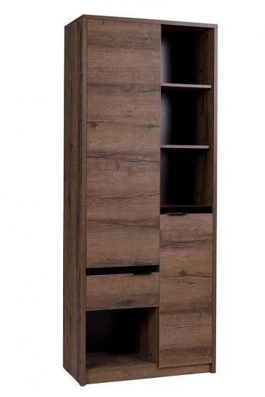 Boekenkast Diplo - Eiken - 80 cm