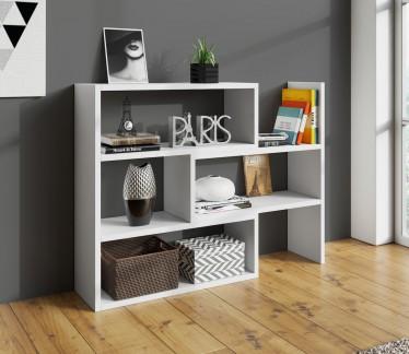 Boekenkast Kensy 03 - Wit