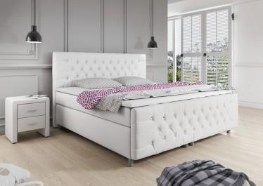 boxspring kopen boxsprings 140x200 meubella. Black Bedroom Furniture Sets. Home Design Ideas