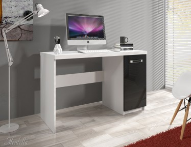 Bureau Decor - Wit - Zwart