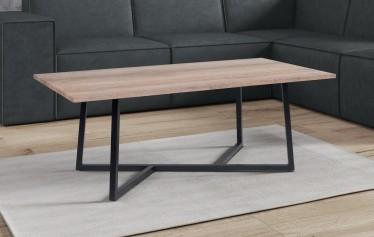 Salontafel Clay - Eiken - 120 cm