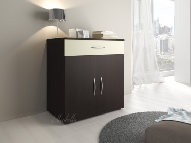 Commode Ares - Wenge - ACTIE