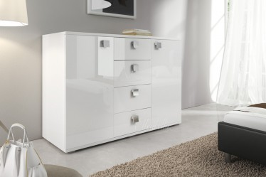 Commode Rivalo 120 - Wit