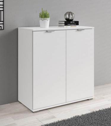 Dressoir Adita 1 - Wit - 71 cm
