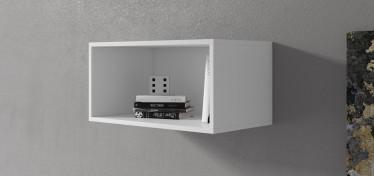 Wandkast Eos - Wit - 60 cm - ACTIE