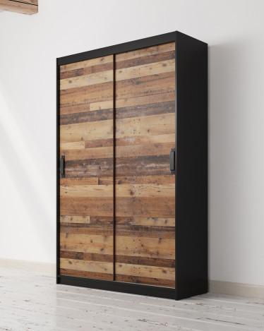 Halkast Padma - Old wood - 130 cm - zonder spiegel