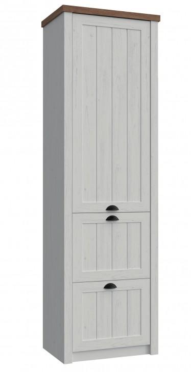 Halkast Parello - Wit - Eiken - 62 cm