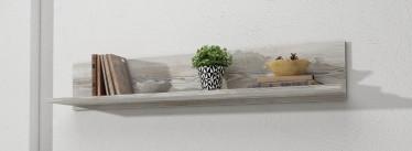 Kinderwandplank Orson - Antraciet - Grijs - Beton - 120 cm