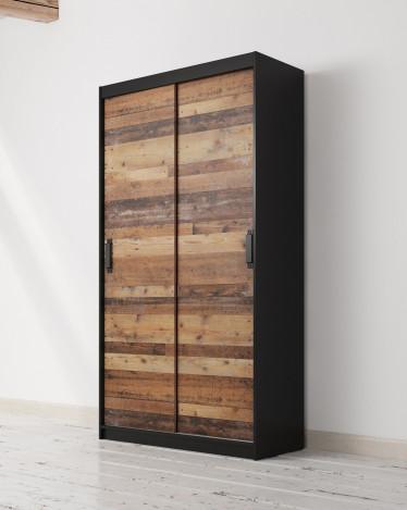 Halkast Padma - Old wood - 110 cm - zonder spiegel