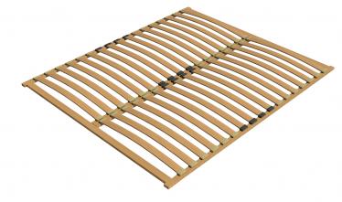 Lattenbodem Fix - tweepersoons - Standaard - 160x200 cm